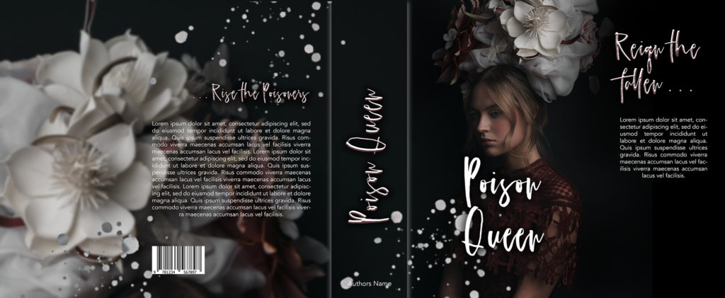 Poison Queen Cover